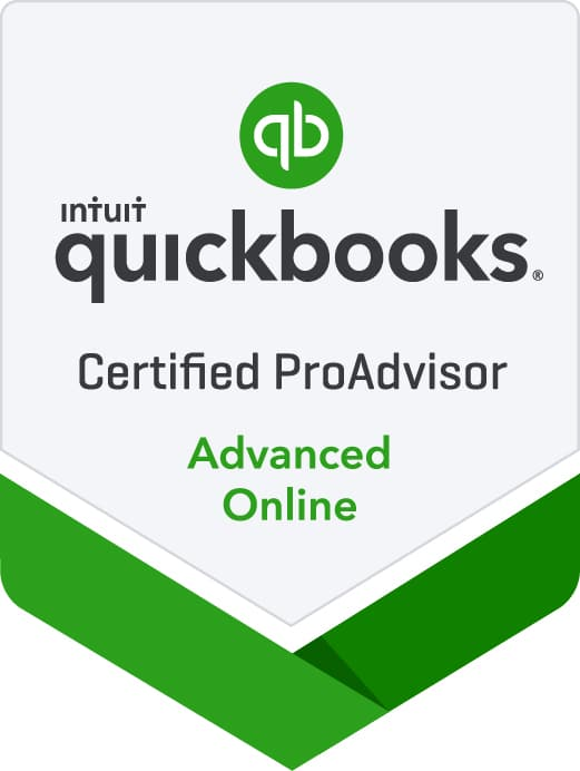 QuickBooks Advanced Online Certified