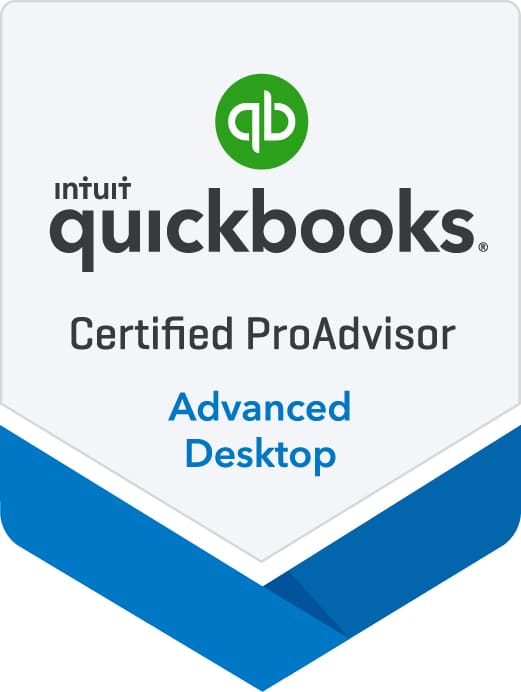 QuickBooks Certified Advanced Desktop