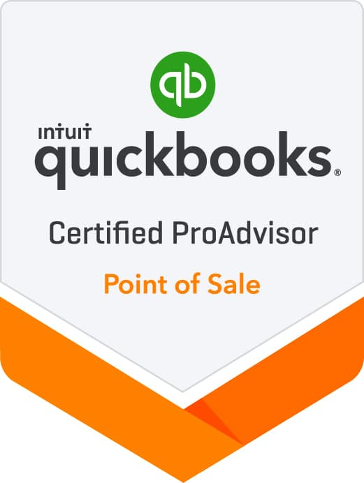 Certified QuickBooks Point of Sale
